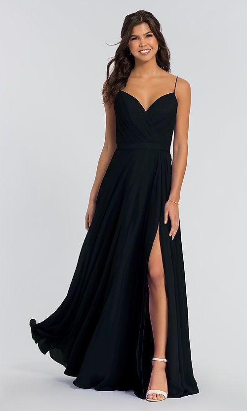 Sweetheart Chiffon Kleinfeld Long Bridesmaid Dress Black Bridesmaid Dresses Long Bridesmaid Dresses Strapless Black Bridesmaid Dresses