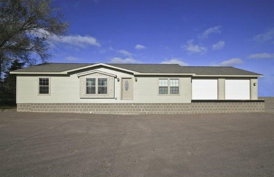 Attached Garage Garage And Mobile Homes On Pinterest
