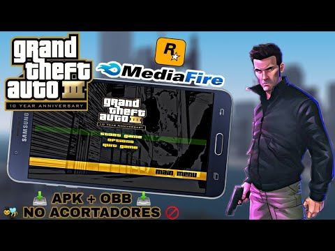 Descargar Gta 3 Para Android Mediafire Youtube In 2021 Gta Grands Youtube