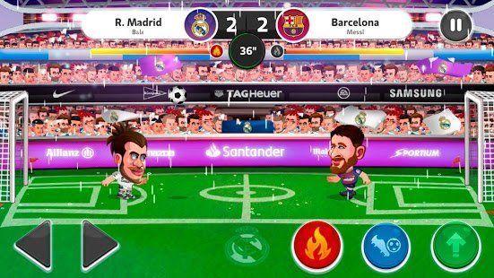 Head Soccer Football Games For Kids Head Soccer Football Games