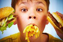 obesità infantile, cause