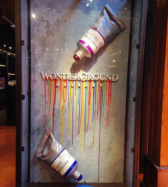 Wonder Ground Gallery #wonderground #gallery #disneysprings #orlando by amanda_tate98