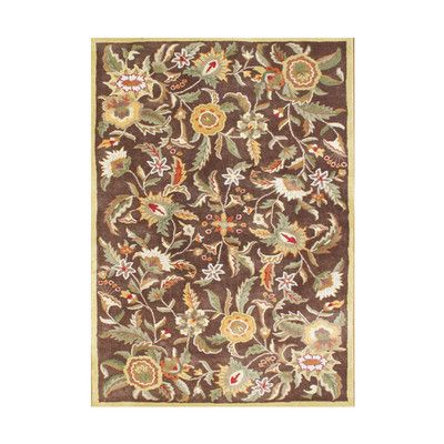 Found it at Wayfair - Williams Hand-Tufted Brown Sugar Area Rug