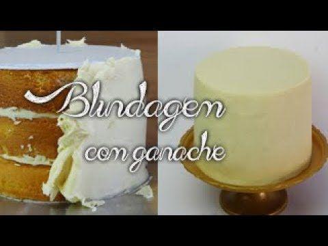 Youtube Bolo Com Ganache Receita De Ganache Bolo