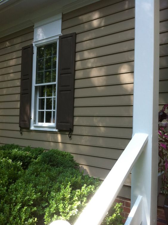 Exterior colors paint colors and house on pinterest - Beautiful exterior paint color combinations pict ...