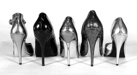 Glamorous heels!