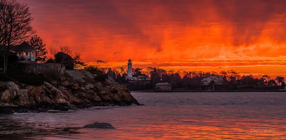 Landscape Photography  Ocean Photo  by ThirdwindPhotography