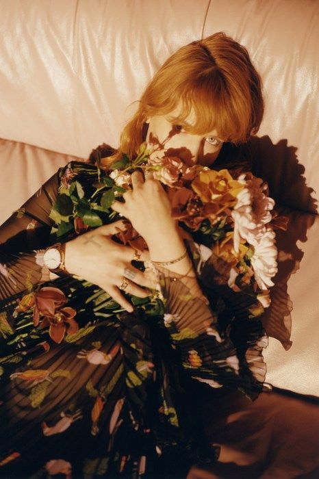 Florence Welch Gucci