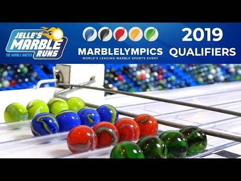 320 Marble Race Marblelympics 2019 Qualifiers Youtube Marble Race Marble Vending Machines In Japan