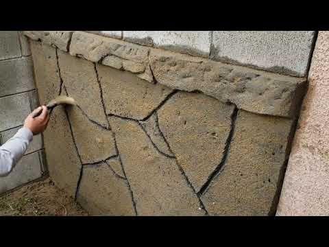 Gratis Video Balcón Completo Del Artista Igor Sajarov Youtube Muros Revestimiento De Piedra Tecnicas Para Pintar Paredes