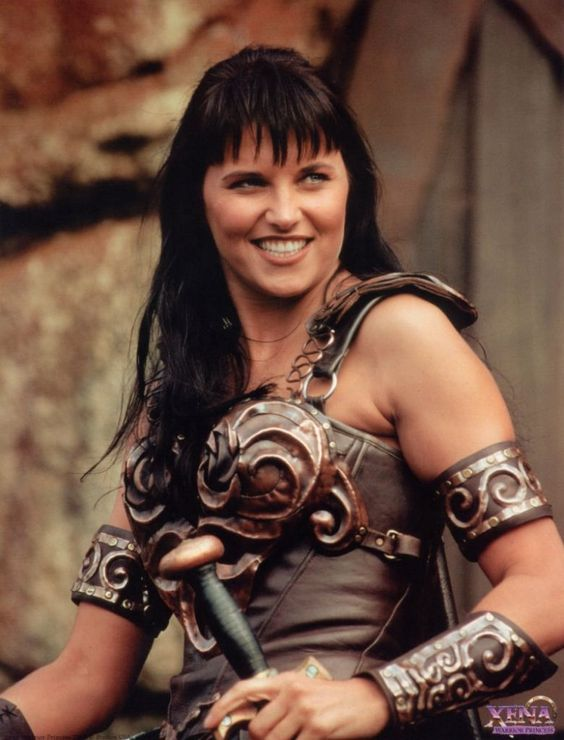 Lucy Lawless actress