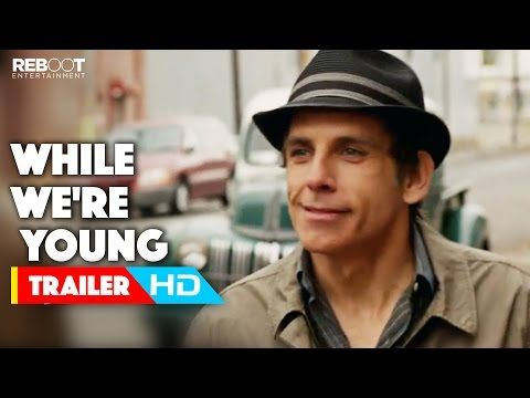 JESSIE SPENCER: 'While We're Young' Official Trailer #2 (2015) Ben Stiller, Adam Driver Comedy HD