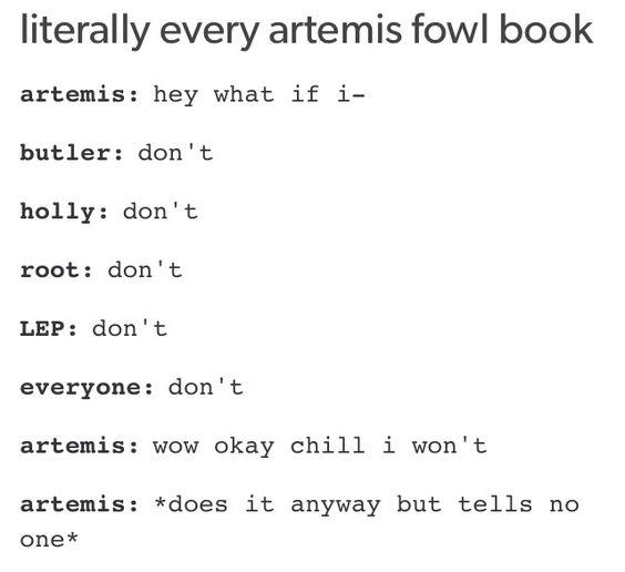 Artemis YES