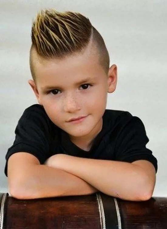 Hairstyles For Boys 10 11 Years Kids Hairstyles Boys Mohawk Haircut Boys Mohawk Haircut