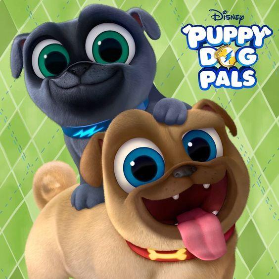 Puppy Dog Pals Cartoon For Kids Puppy Dog Pals Full Episodes Disney Movie Disney Junior Dogs And Puppies Puppies