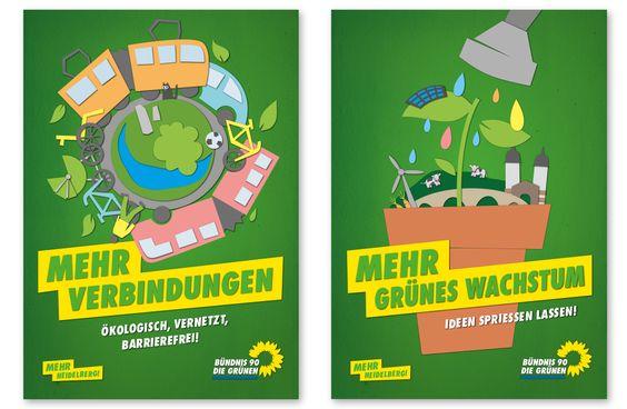 Die Grünen – Gemeinderatswahl 2014