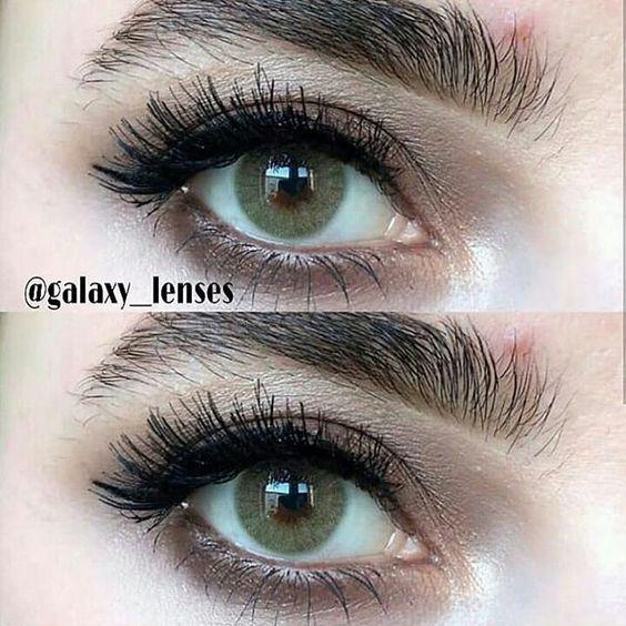 New The 10 Best Eye Makeup Ideas Today With Pictures من اجمل الوان عدسات لازورد لون تروبيكال جرين قطر العدسة Makeup Looks Insta Makeup Makeup