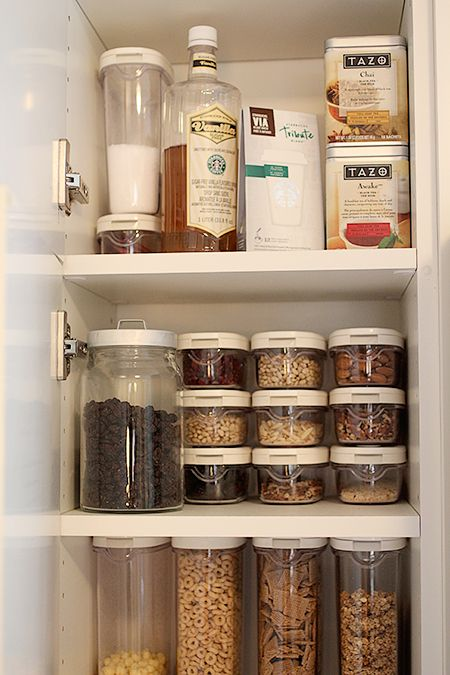 Ikea Another Pinner Wrote I Definitely Need Some More Of These Containers Organizing