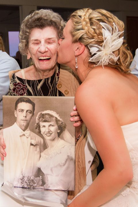 Give your grand parents and parents a canvas wrap of a photo from their wedding day as a surprise gift.  Caitlyn and Rob's Hilarious, Emotional, and Craft-Filled Wedding at the Bournedale Function Facility in Plymouth » Fucci's Photos of Boston ...