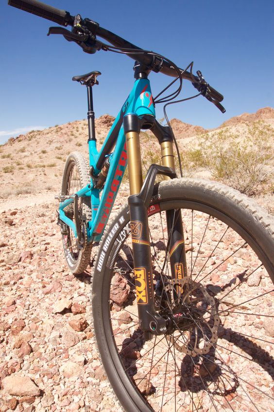 First Look Patrol 671 Enduro Bike Mountain Biking Gear