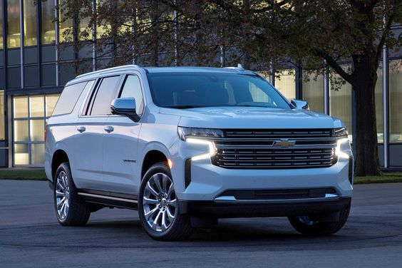 2021 Chevrolet Suburban Review Trims Specs And Price Carbuzz