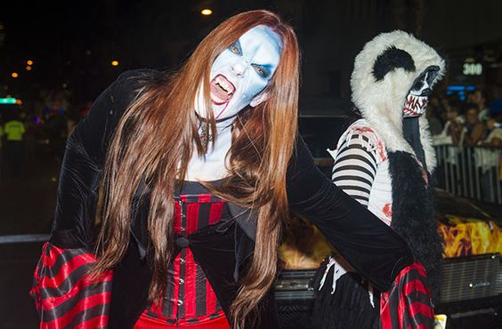 las vegas halloween 10 best halloween celebrations in the us fodors travel - Best Halloween Celebrations