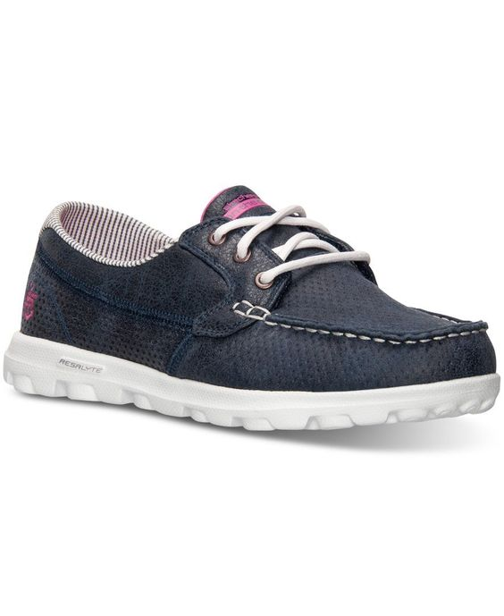 Skechers Women's On The Go - Tide Casual Sneakers from Finish Line