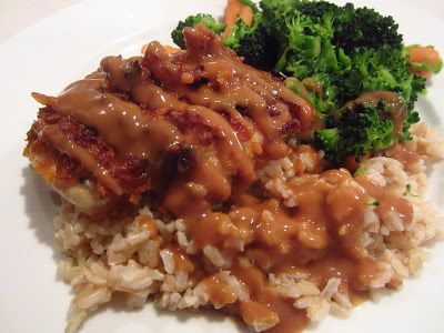 Wonderland Kitchen: Peanut Butter Chicken
