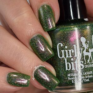 Girly Bits- Limited Edition- Fatal A-Tractor (Fan Favorites)