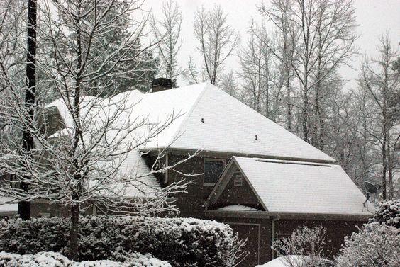 Canton GA - Snow Feb. 2010