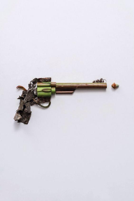 As armas inofensivas de Sonia Rentsch ^ | Casa-Atelier Blog & Shop