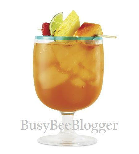 Tropical Cocktail Recipe: The Tiki Tini