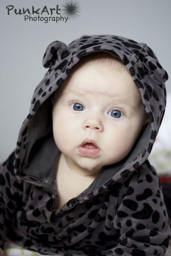 Peyton at 5 months #Baby