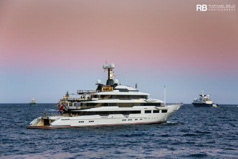 Arthur Blank Net Worth 5 Billion Inside The Crazy 180m Dreamboat Yacht Motor Yacht Yacht Oceanco Yacht