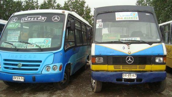 Microbuseros esperarán hasta el 31 de octubre para decidir si irán a paro indefinido | SurNoticias.cl / Agencia ArtPress_