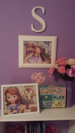 Sofia the first room