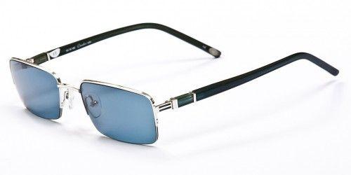 Julian Beaumont 11 - Silver Mens Sunglasses