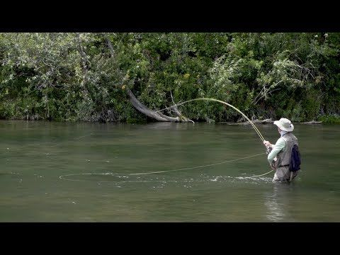 How To Drift A Soft Hackle Fly Fishing Video Rio Products Youtube Fly Fishing Fly Fishing Flies Trout Fly Fishing Tips