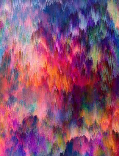 colorful piece