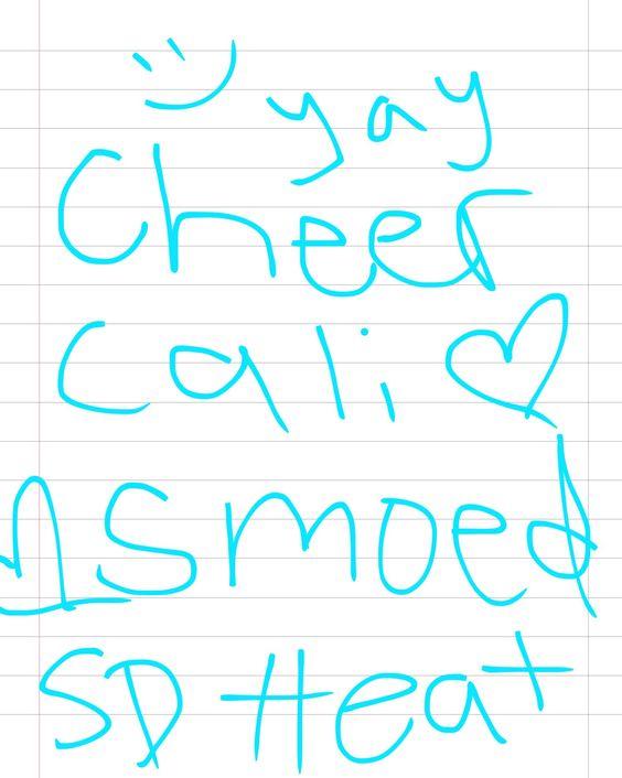 Cheer love