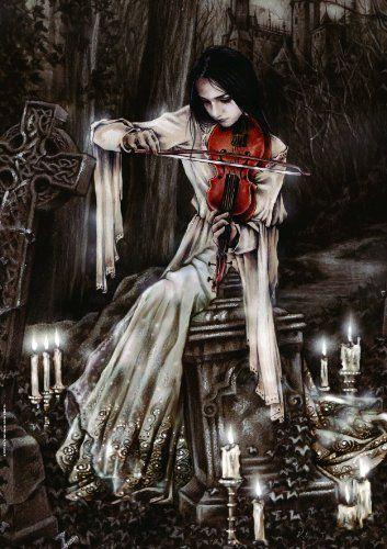 vampiros - Vampiros en el Arte fantastico. 610d5171c8408764bf4f521ab0175eea