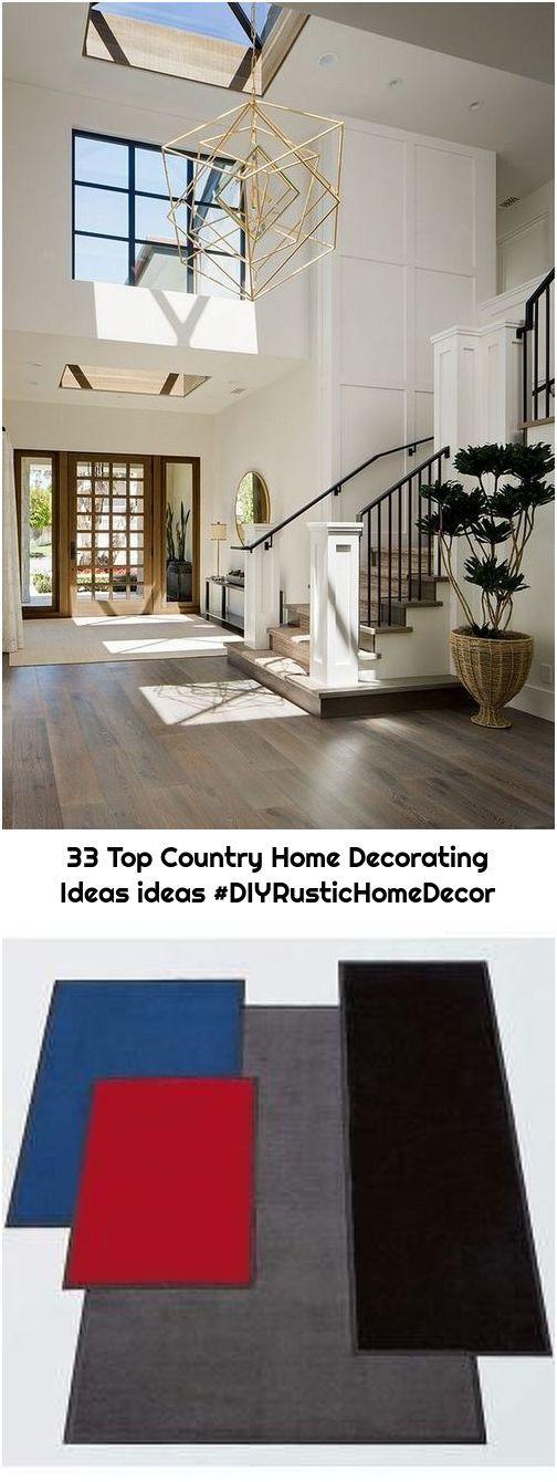 33 Top Country Home Decorating Ideas Diyrustichomedecor House Decor Pinterest