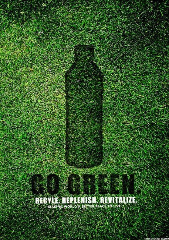 33 Contoh Poster Adiwiyata Go Green Lingkungan Hidup Hijau Go Green Poster By Ghazi Go Green Green Life