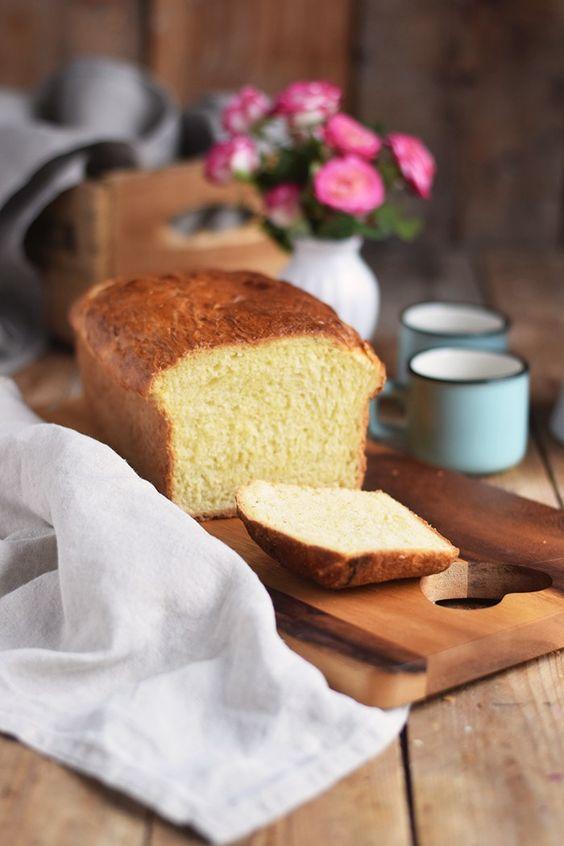 Brioche Buttermilchbrot - Brioche Buttermilk Bread | Das Knusperstübchen