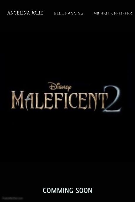 Maleficent 2 Poster Projects To Try Maleficent