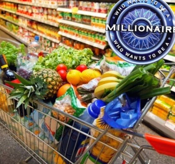 SIMPLY DELISH : MILLIONAIRE'S LANE: WINNING SECRECTS FROM THE GROC...