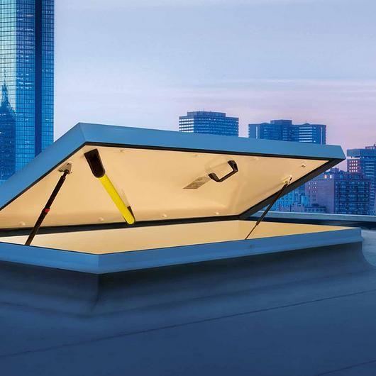Gallery Of Roof Hatch Rht Aluminium 8 In 2020 Roof Hatch Aluminum Roof Roof