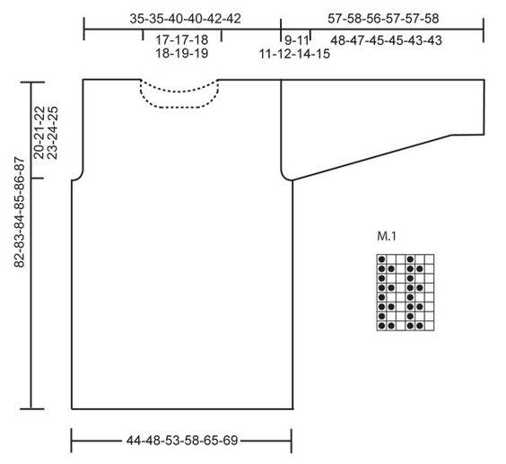 Pulôver DROPS em « Eskimo ». Do S ao XXXL DROPS design: Modelo n° EE-323 ~ DROPS Design
