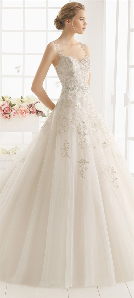 well respected Aire Barcelona Wedding Dresses