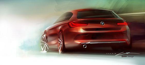 BMW presents new 3 and 5 door 1 series model range